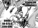 Divine Go-D/D/D Zero King Zero G.O.D. Reiji (manga)
