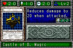 Castle of D. Magic (DDM)