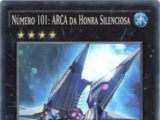 Number 101: Silent Honor ARK