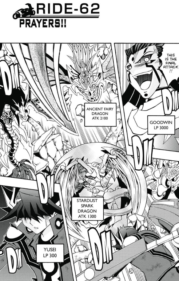 Yu-Gi-Oh! 5D's - Ride 062