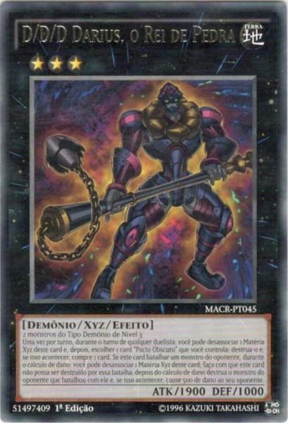 D/D/D Stone King Darius