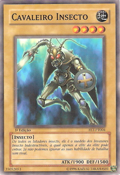 Insect Knight