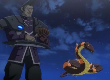 Yu-Gi-Oh! GX - Episode 117