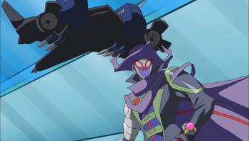 Yu-Gi-Oh! VRAINS - Episode 054