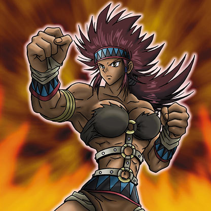 Amazon Fighter (anime)