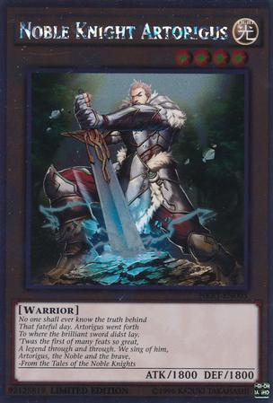 Noble Knight Artorigus
