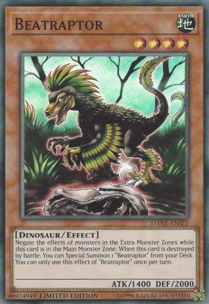 Beatraptor