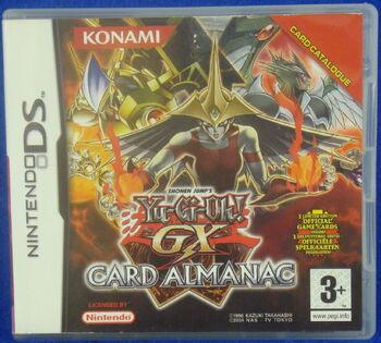 <i>Yu-Gi-Oh! GX Card Almanac</i>