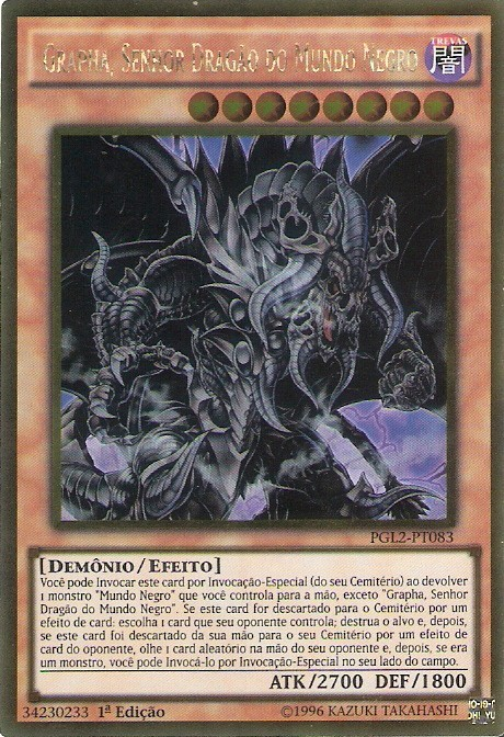 Grapha, Dragon Lord of Dark World