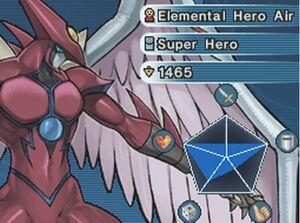 Elemental Hero Air Neos