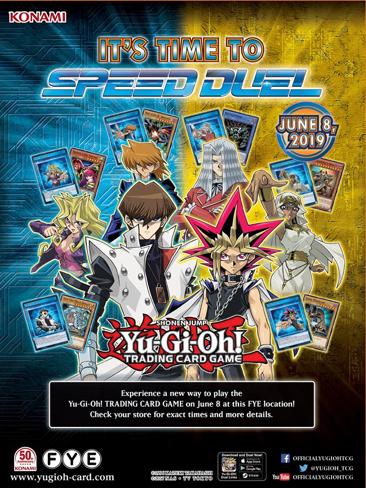 Speed Duel Demo Deck