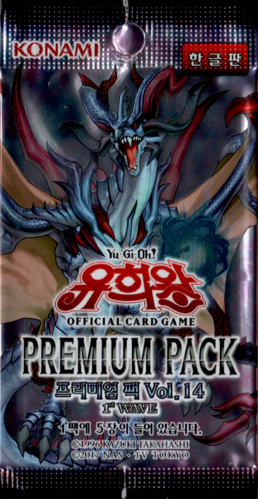 Premium Pack Vol.14 1st Wave