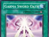 Garma Sword Oath