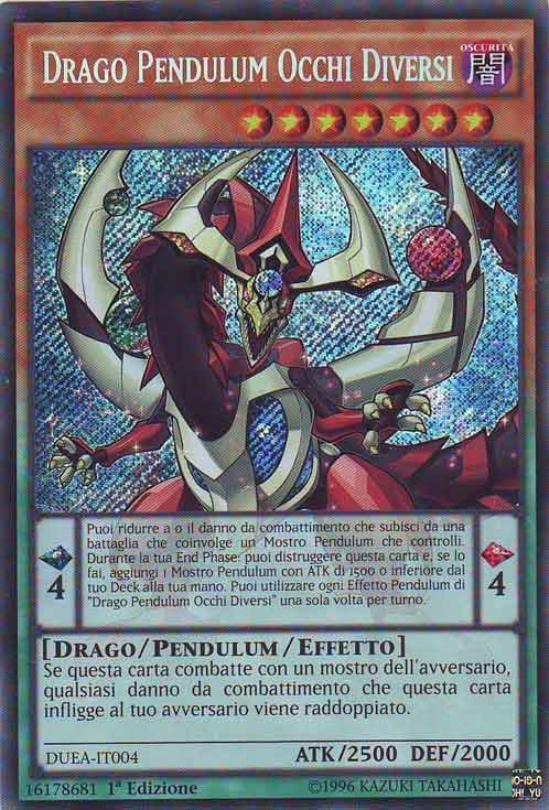 Duelist Alliance (TCG-IT-1E)