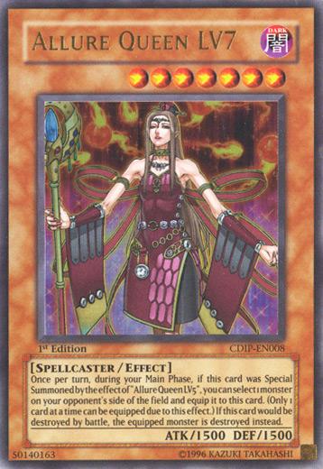 Allure Queen LV7