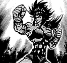 Amazoness Fighter (manga)