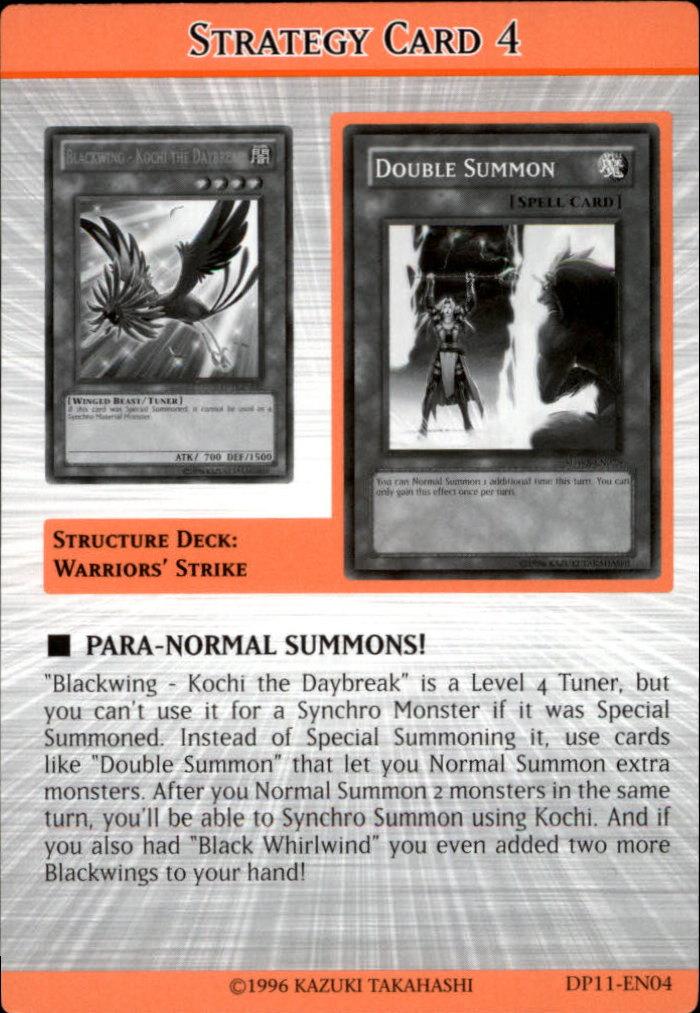 Para-Normal Summons!