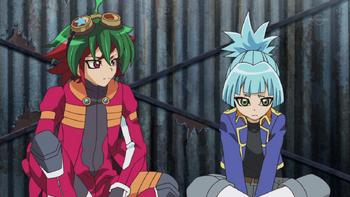 Yu-Gi-Oh! ARC-V - Episode 080