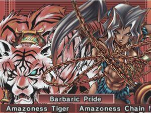 Amazoness Tiger