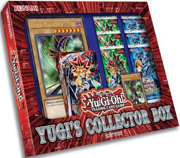 Yugi's Collector Box