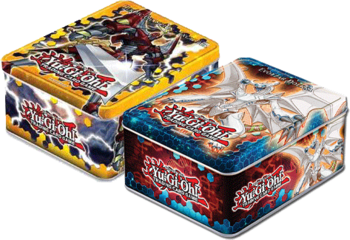 Collectible Tins 2012 Wave 1