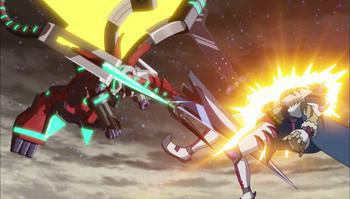 Yu-Gi-Oh! VRAINS - Episode 040