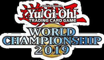 Yu-Gi-Oh! World Championship 2019 attendance cards