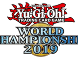 Yu-Gi-Oh! World Championship 2019 prize cards