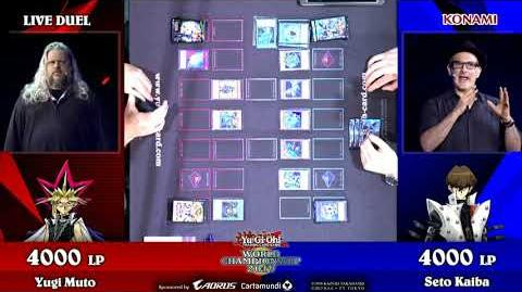 World Championship 2019 Special: Yugi vs. Kaiba