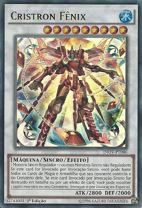 Crystron Phoenix