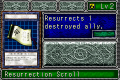 Resurrection Scroll