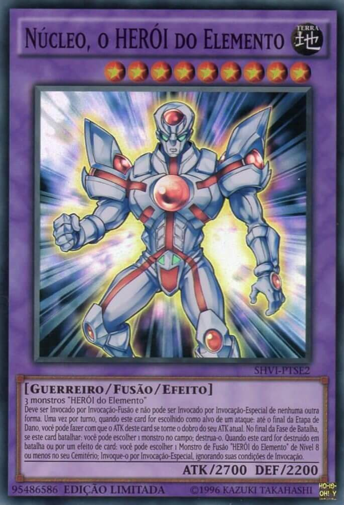 Elemental HERO Core