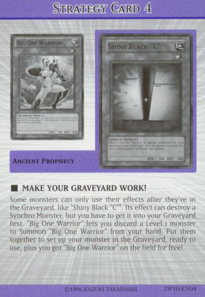 Make your Graveyard work!