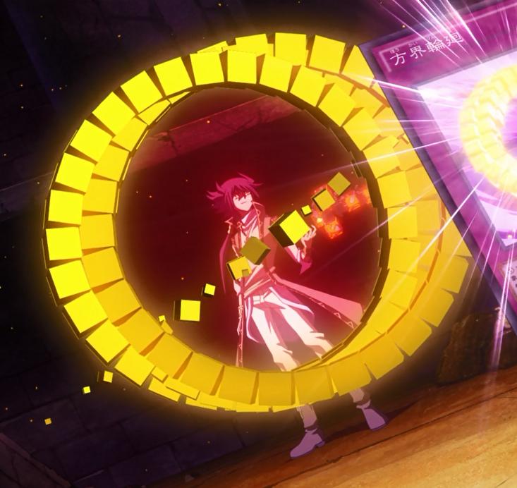 Cubic Rebirth (anime)