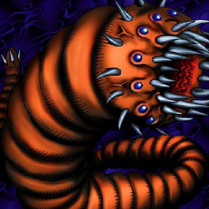 Dungeon Worm (anime)
