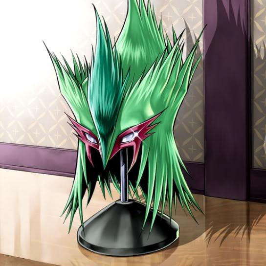 Maschera dell'Eroe