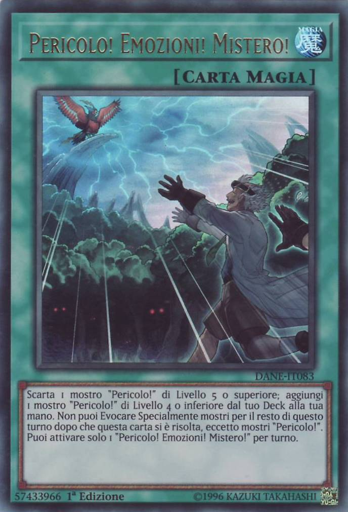 Dark Neostorm (TCG-IT-1E)