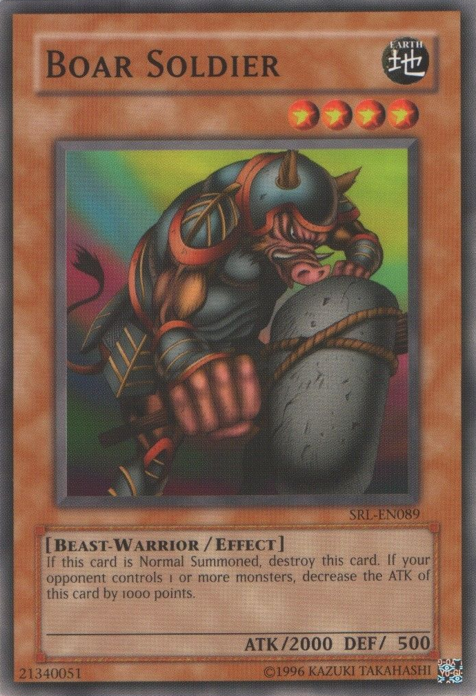 Boar Soldier