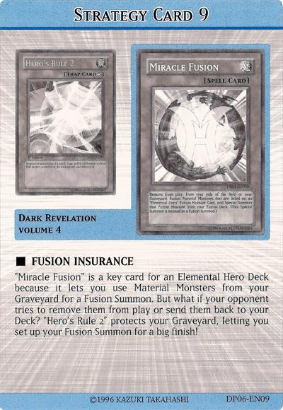 Fusion insurance