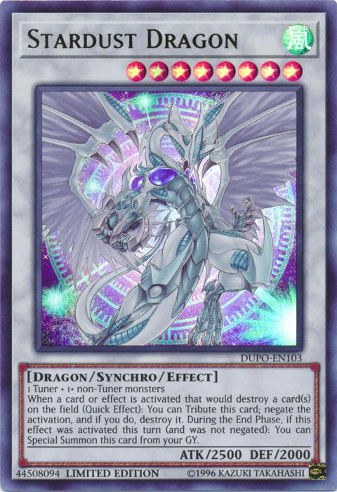 Stardust Dragon