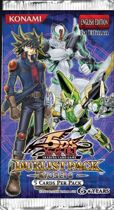 Duelist Pack: Yusei 3