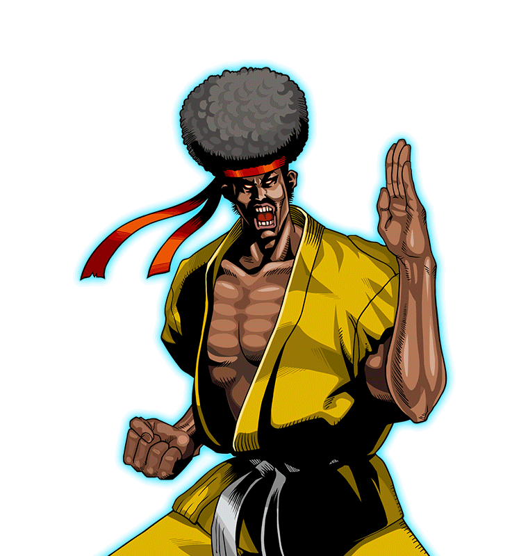 Karate Man (character)