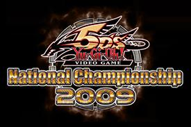 Yu-Gi-Oh! 5D's National Championship 2009 promotional cards