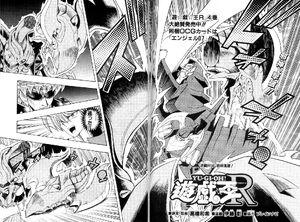 Yu-Gi-Oh! R - Duel Round 036