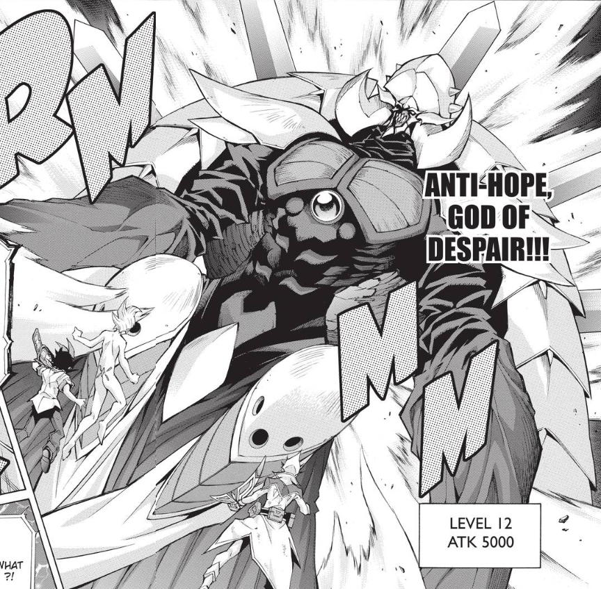 Anti-Hope, God of Despair (manga)