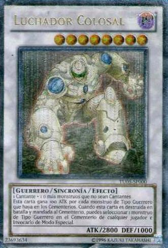 Turbo Pack: Booster Five (TCG-SP-UE)