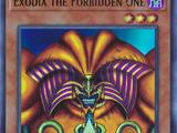 Exodia the Forbidden One