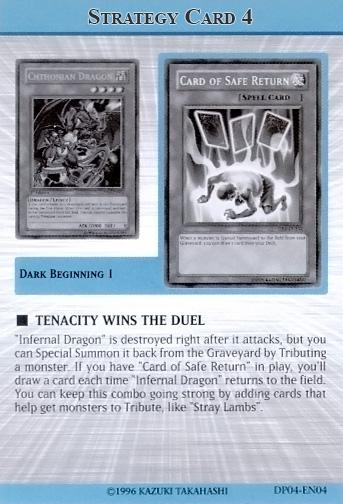Tenacity wins the Duel