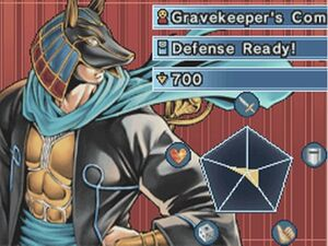 Gravekeeper's Commandant