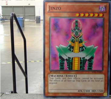 Attack of the Giant Card!! (TCG-EN-1E)